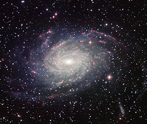 NGC 6744, a galaxy similar to the Milky Way