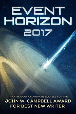 Event Horizon 2017 anthology cover