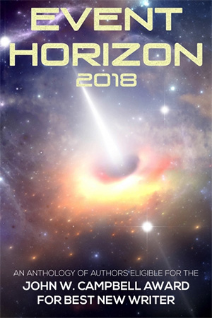 Event Horizon 2018 anthology cover